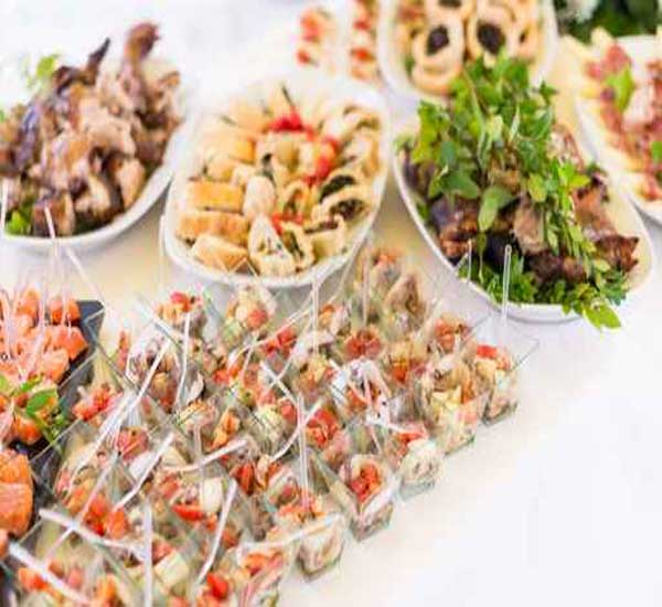 Fingerfood, Catering for your Event, Catering services