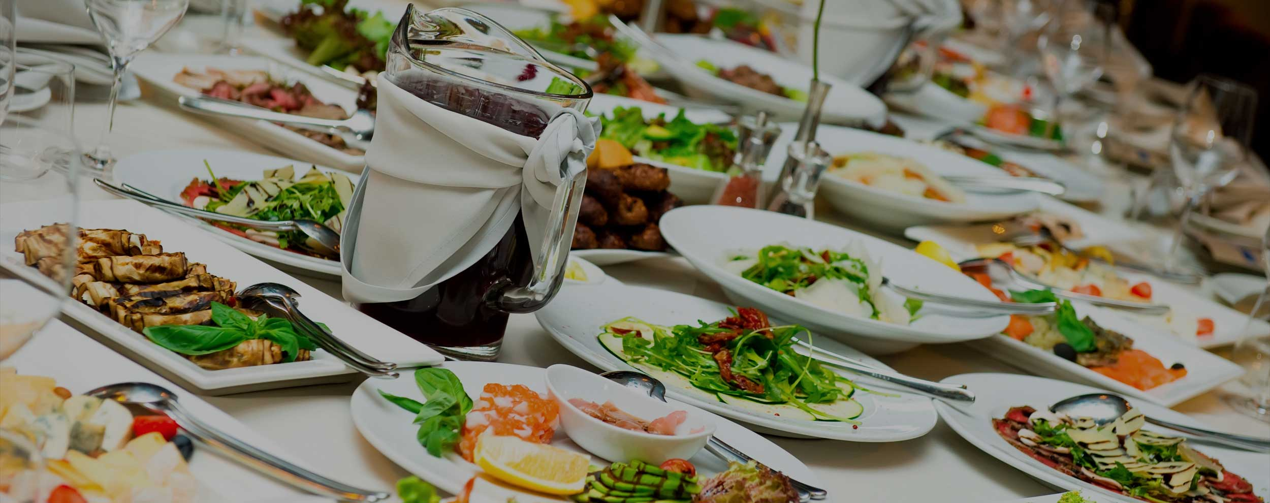 Find the best catering services in your area