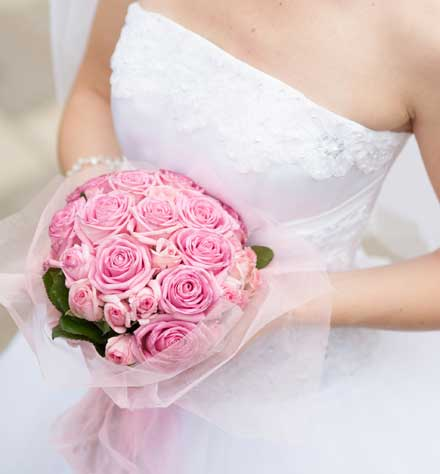 Your company provides Wedding Dresses service?