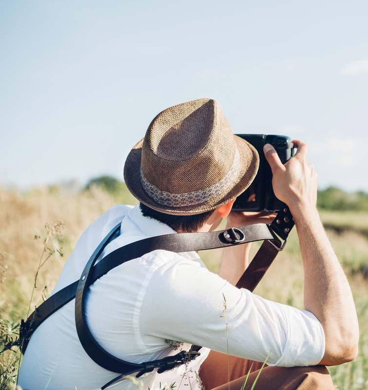 Wie man einen Hochzeits-Fotografen findet